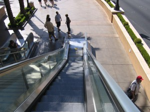 Vegas Escalator